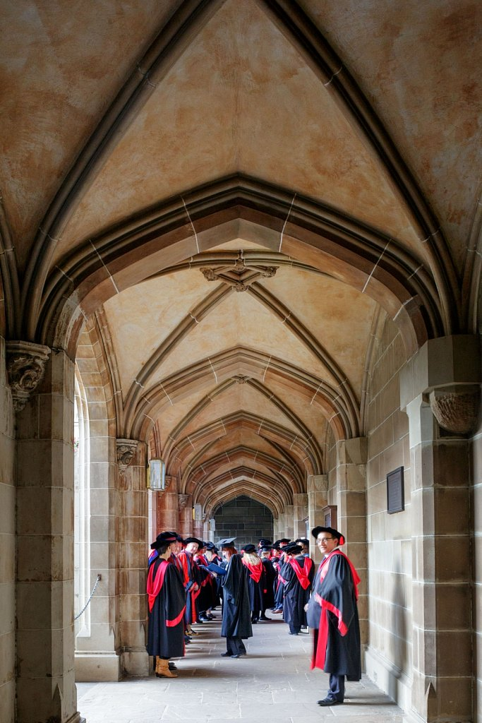 University Of Melbourne Graduation Ceremony